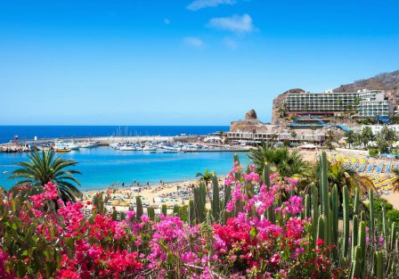 Villas and apartments in Gran Canaria