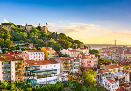 Villas and apartments in Lisbon area