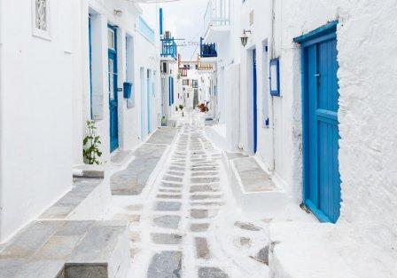 Villas and apartments in Mykonos