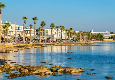 Villas and apartments in Paphos