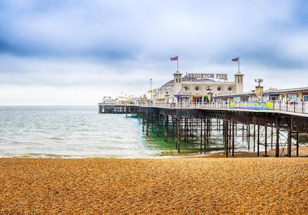 Holiday apartments in Brighton