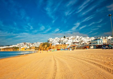 Villas and apartments in Albufeira