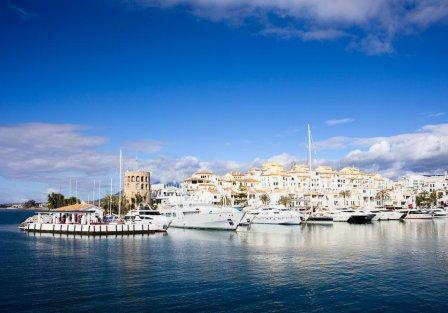 Villas and apartments in Marbella