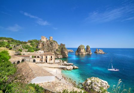 Villas and apartments in Sicily