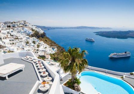 Villas in Greek Islands