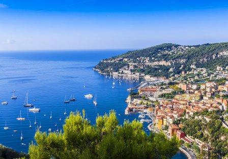 Villas in Cote d'Azur