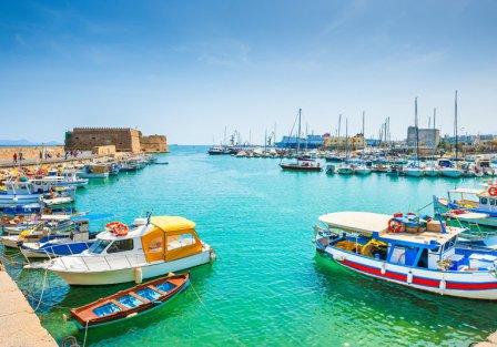 Villas and apartments in Crete