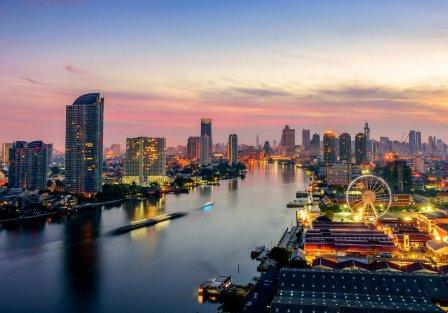 Villas and apartments in Bangkok