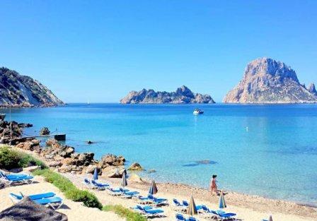 Villas and apartments in Ibiza