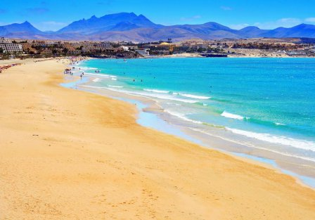 Villas and apartments in Fuerteventura