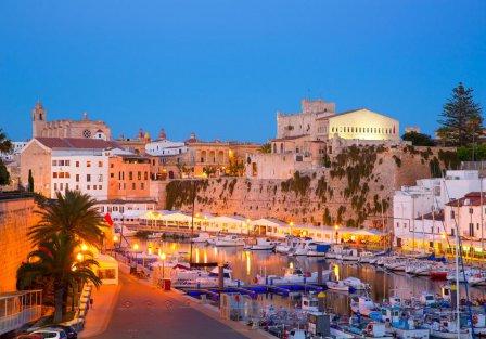 Villas and apartments in Menorca