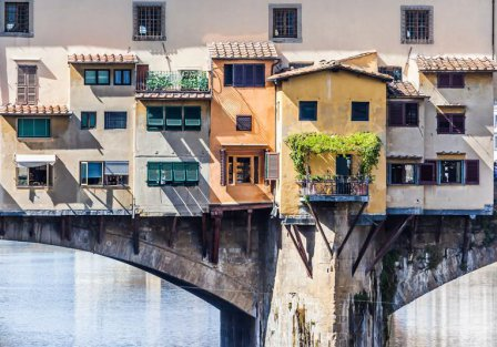 Villas and apartments in Florence
