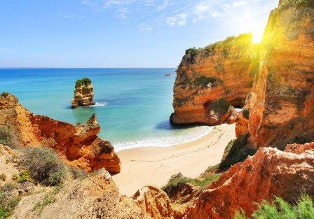Villas and apartments in Algarve