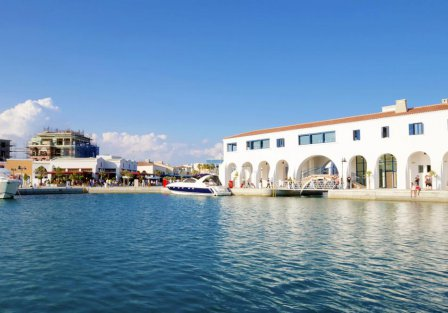 Villas and apartments in Limassol