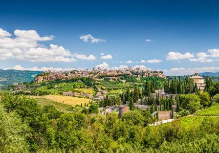 Villas and apartments in Umbria