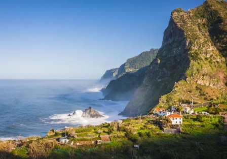 Villas and apartments in Madeira