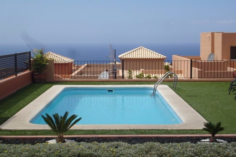 Stunning 3 bedroom villa in Costa Adeje, South Tenerife, with heated pool.