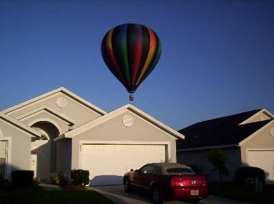 Villa in USA, Florida Pines: Villa Front