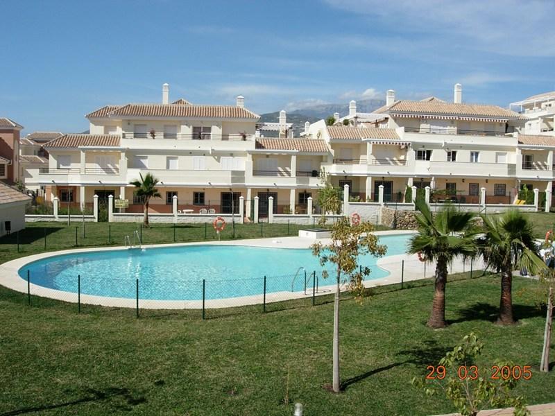 Apartment To Rent In Algarrobo Spain With Pool 106307