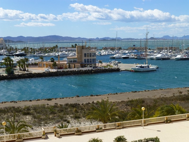 Apartment in Spain, La Manga: Tomas Maestre Port