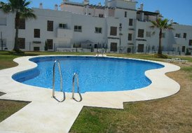 Apartment, Estepona, Spain. GBP for Euros see Property Ref:63475