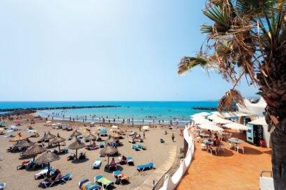 Villa in Spain, Callao Salvaje: The Beach at Callao Salvaje