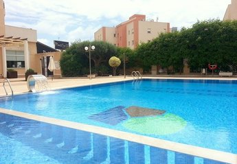 Apartment in Spain, Aguamarina: Lovely residents only pool.