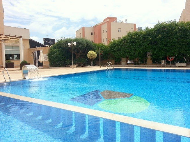 Costamarina 3 bedroom air-con apartment in Cabo Roig