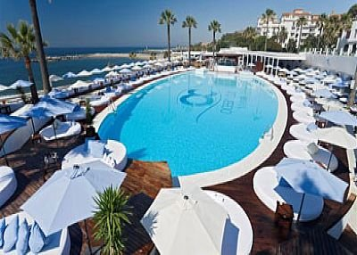 Apartment in Spain, Nueva Andalucía: The famous Ocean Club