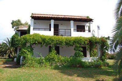 Studio apartment in Greece, Agios Georgios Argyrades