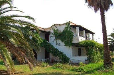 Apartment in Greece, Agios Georgios Argyrades