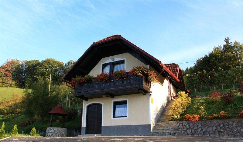 Cottage in Slovenia, Češnjice pri Trebelnem