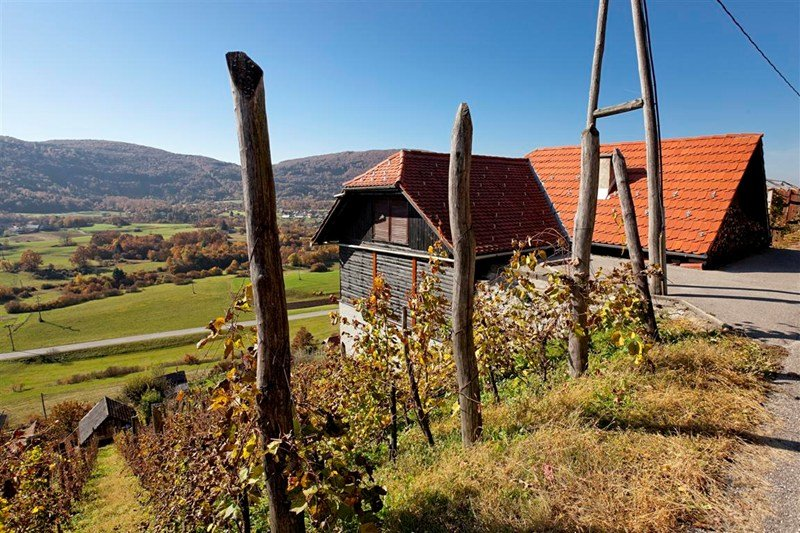 Cottage in Slovenia, Gornji Kot