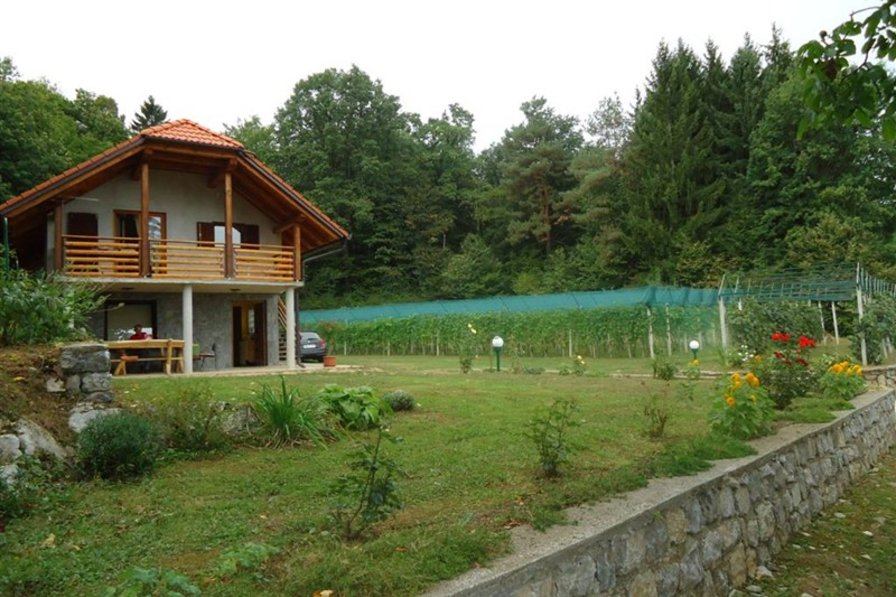 Cottage in Slovenia, Rožič Vrh