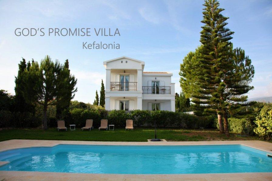Villa in Greece, Livathos