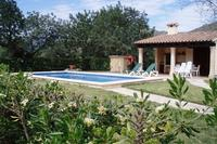 Villa in Spain, Puerto Pollensa: Finca Magdalena Garden and pool