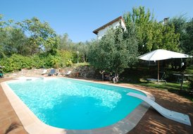 Florence Area - Signa - Villa Carmignano - 6+2