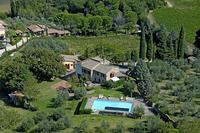 House in Italy, San gimignano