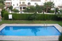 Apartment in Spain, Lomas Del Golf: Communal Pool just Outside of the Front Door