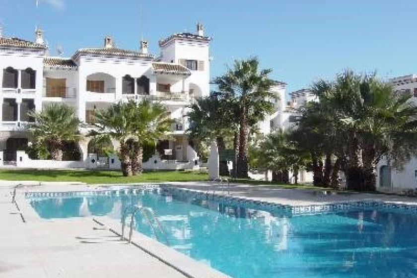 Apartment To Rent In Villamartin Spain With Pool 113157