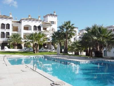 Apartment in Spain, Villamartin: Communal pool for Villamartin Plaza