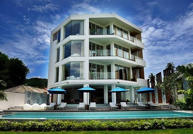 Penthouse apartment in Thailand, Bang Tao Beach