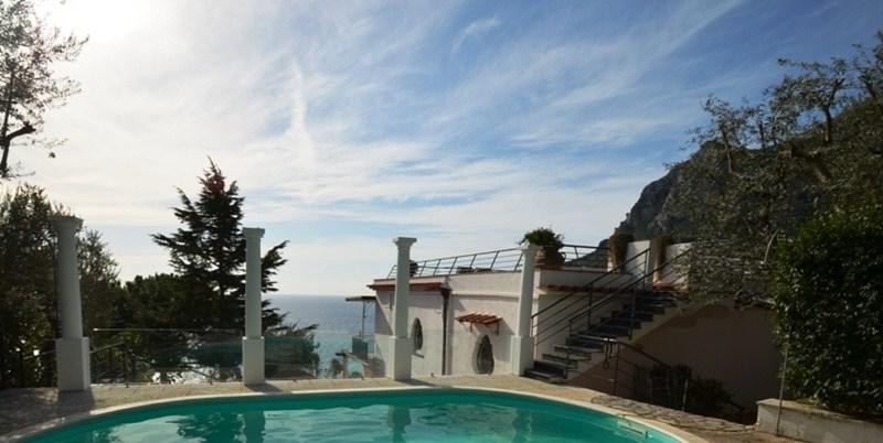 Villa in Italy, Marina del Cantone