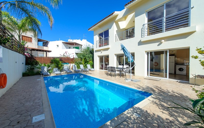 Villa in Cyprus, Protaras: Private Pool