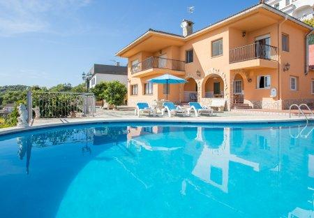 House in Blanes, Spain