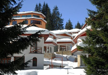 Chalet in Pamporovo, Bulgaria: It really seems like Narnia
