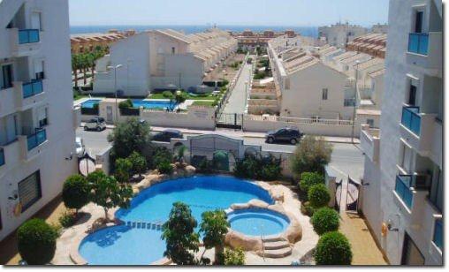 Apartment in Spain, Aguamarina
