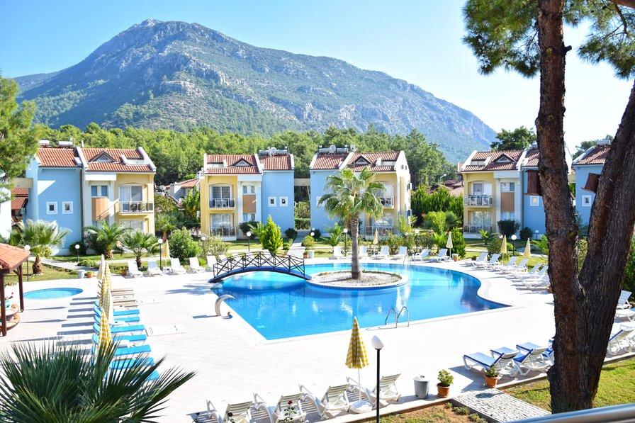 Apartment in Turkey, Oludeniz