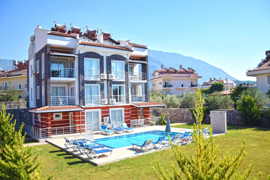 Apartment in Turkey, Hisarönü