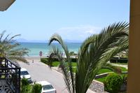 Apartment in Turkey, Calis Beach: Sunset A12 beach front location, views from main balcony